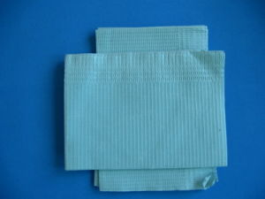 Disposable Dental Bib pictures & photos