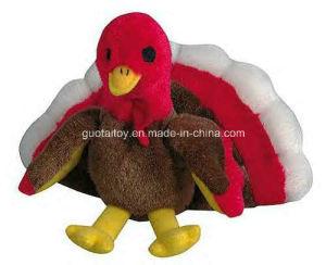 China Thanksgiving Talking Plush Turkey Toys Gt 09604 China