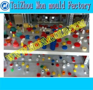 Plastic Injection Mold for Container Cap/Cover/Lid, Box Cap/Cover/Lid