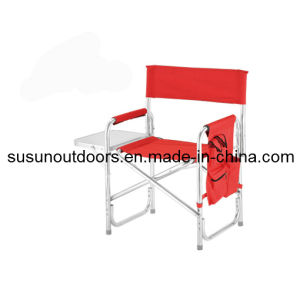 China Director Chair With Side Table