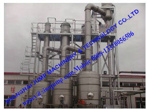 Vacuum Forced Circulation Evaporator/ Fruit Vegetable Beverage Evaporator pictures & photos