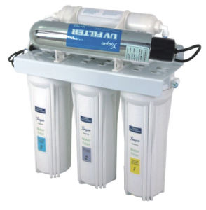 3 Stage UV Water Filter (RY-UV-7) pictures & photos