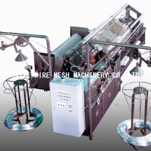 PLC Chain Link Fence Wire Mesh Machine pictures & photos