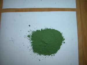 Inorganic Pigment 99% Chrome Oxide Green / ISO Manufacturer pictures & photos
