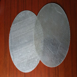 3mm Hole Galvanized Perforated Metal Mesh