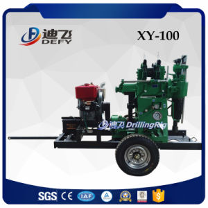 Xy-100 Drilling Rig for Core Sampling Purpose pictures & photos