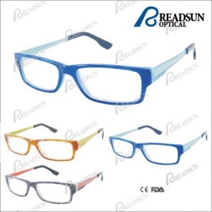 Fashion Acetate Optical Frame (OA512085) pictures & photos