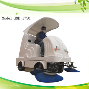 Electric Driving Type Road Sweeping Machine