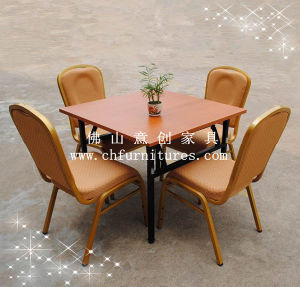 Restaurant Dining Table and Chair (YCF-T02-02) pictures & photos