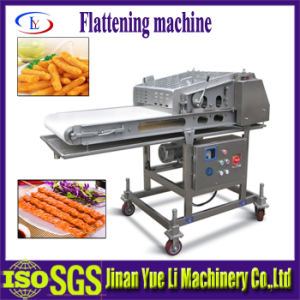 Meat Flattening Making Machine