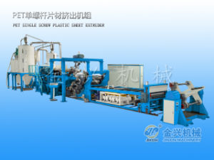 Pet Plastic Sheet Extruder (PET105-1000) pictures & photos