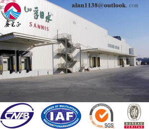Professional Manufacturer of Steel Structure Warehouse Workshop