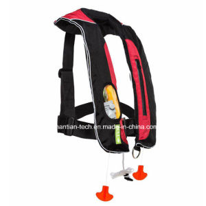 Marine Equipment Inflatable Life Vest for Lifesaving pictures & photos