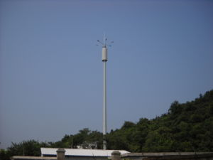High Quality Monopole Microwave Tower pictures & photos