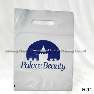 Plastic Shoulder Carrier Packaging Bag pictures & photos