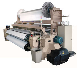 High and Low Dual Loom Beam Air Jet Loom pictures & photos