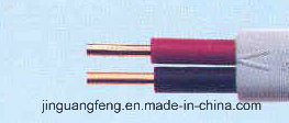 BVVB, Blvvb 300/500V Copper/Aluminum Core PVC Insulated and Sheathed Flat Cable Wire