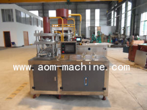Water Softening Briquettes Hydraulic Powder Tablet Press Machine pictures & photos