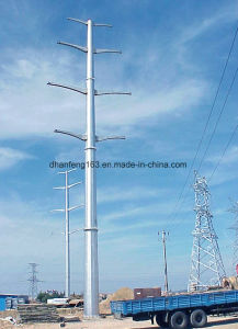 High Mast Pole for Power Transmission pictures & photos