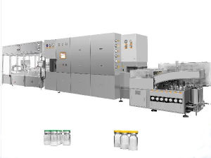 Injectable Vial Powder Production Line
