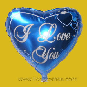 Wedding Decoration Gift Heart Shape Foil Balloon pictures & photos