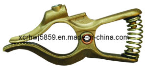 Fully Copper Earth Cable Clamp (HL-102)