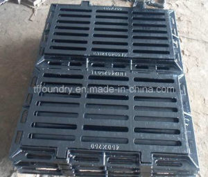 Spheroidal Graphite Cast Iron Channel Gratings & Frame, Class D400