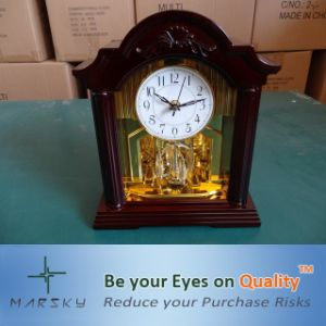 Table Clock Inspection