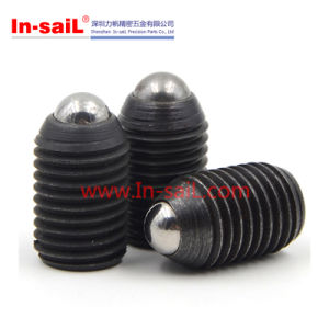 Threaded Body Plunger with Steel Ball pictures & photos