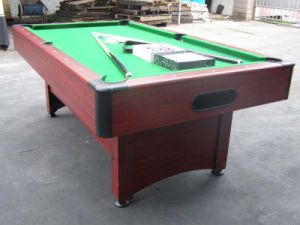 Professional Pool Table (KBP-8010) pictures & photos