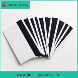 Inkjet Magnetic Stripe PVC Card for Business Card pictures & photos