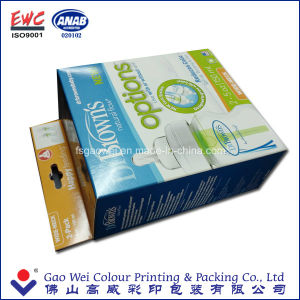 Colorful Offset Printing Paper Gift Box for Paper Box pictures & photos