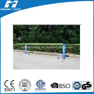6X1m Size Tennis Net with PP Material Net
