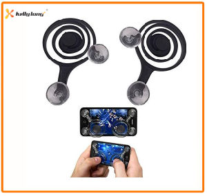 Dual Analog Mini Game Mobile Joystick for Smartphone Games