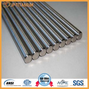 Jp-Ti ASTM B348 Gr5 Industrial Titanium Round Bar in Stock pictures & photos