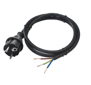 Power Cord for Cable with Switch Lamp Holder UK Plug pictures & photos