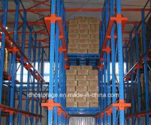 Ce Approved Heavy Duty Warehouse Storage Pallet Drive in Racks pictures & photos
