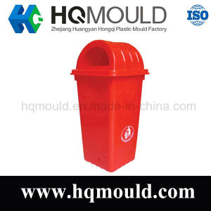 High Quality Plastic Trash Can Mould pictures & photos