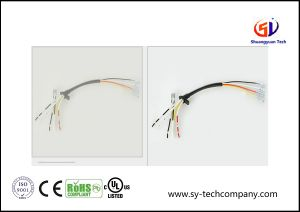 Motor Cable Assembly UL1007 Wire with 250 Terminal pictures & photos