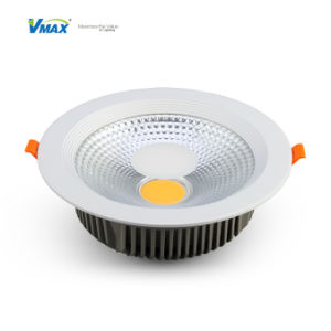 30W LED Downlight High Brightness Recessed Ceiling Lamp (V-DLQ3715R) pictures & photos
