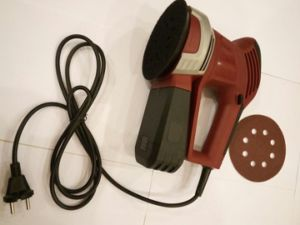 125mm Sander Pad Size Cordless Sander Random Orbital Sander for Wood pictures & photos