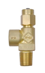 Gas Cylinder Valve, Gas Cylinder Oxygen Valve Qf-2c7 pictures & photos