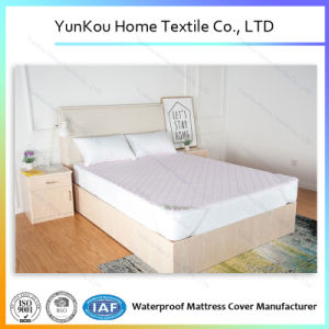 Quilted Mattress Protector Waterproof Fitted Sheet Mattress Cover pictures & photos