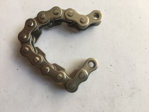 Stainless Steel B Series Duplex Short Pitch Precision Roller Chains pictures & photos