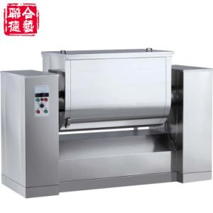 CH-200 Horizontal Powder Mixing Machine with Single Agitator