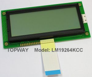 192X64 Graphic LCD Display COB Type LCD Module (LM19264K) pictures & photos