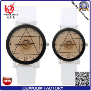 Yxl-276 Hot Selling Quartz Watch Unisex Stainless Steel Fashion Wathes Wholesale Factory Wirst Watches pictures & photos