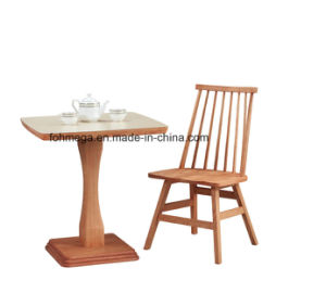 Full Package Solution Custom Cafe Dining Furniture (FOH-17R) pictures & photos