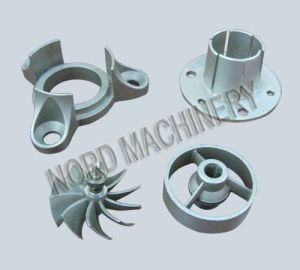 Silica Sol Casting Construction Fitting Hardwares pictures & photos