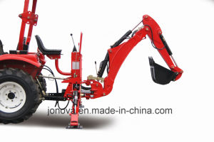 Excavator Backhoe 3-Point Tractor Attachment Bucket Loader